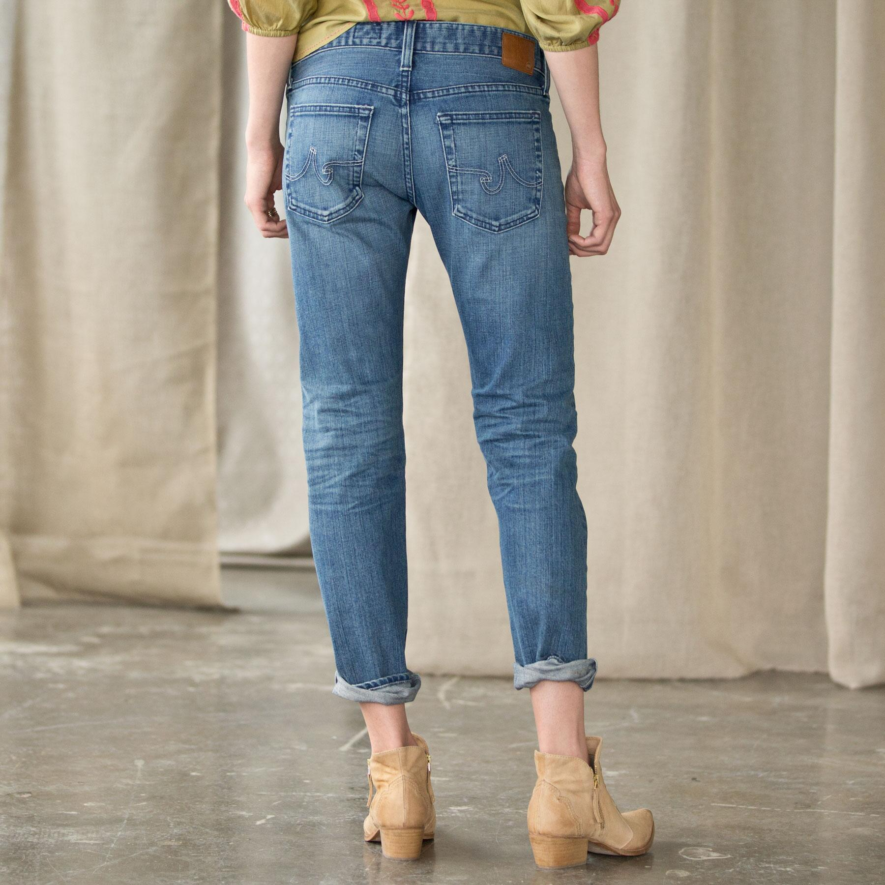 PIPER CROPPED JEANS: View 2