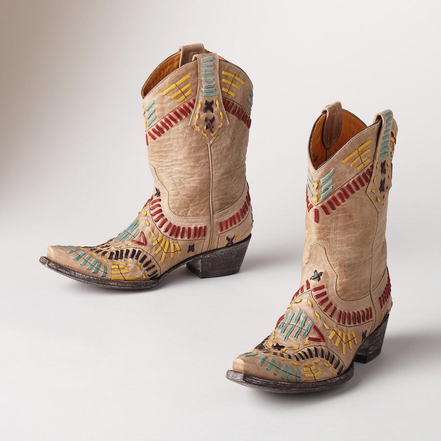Free Spirit Boots