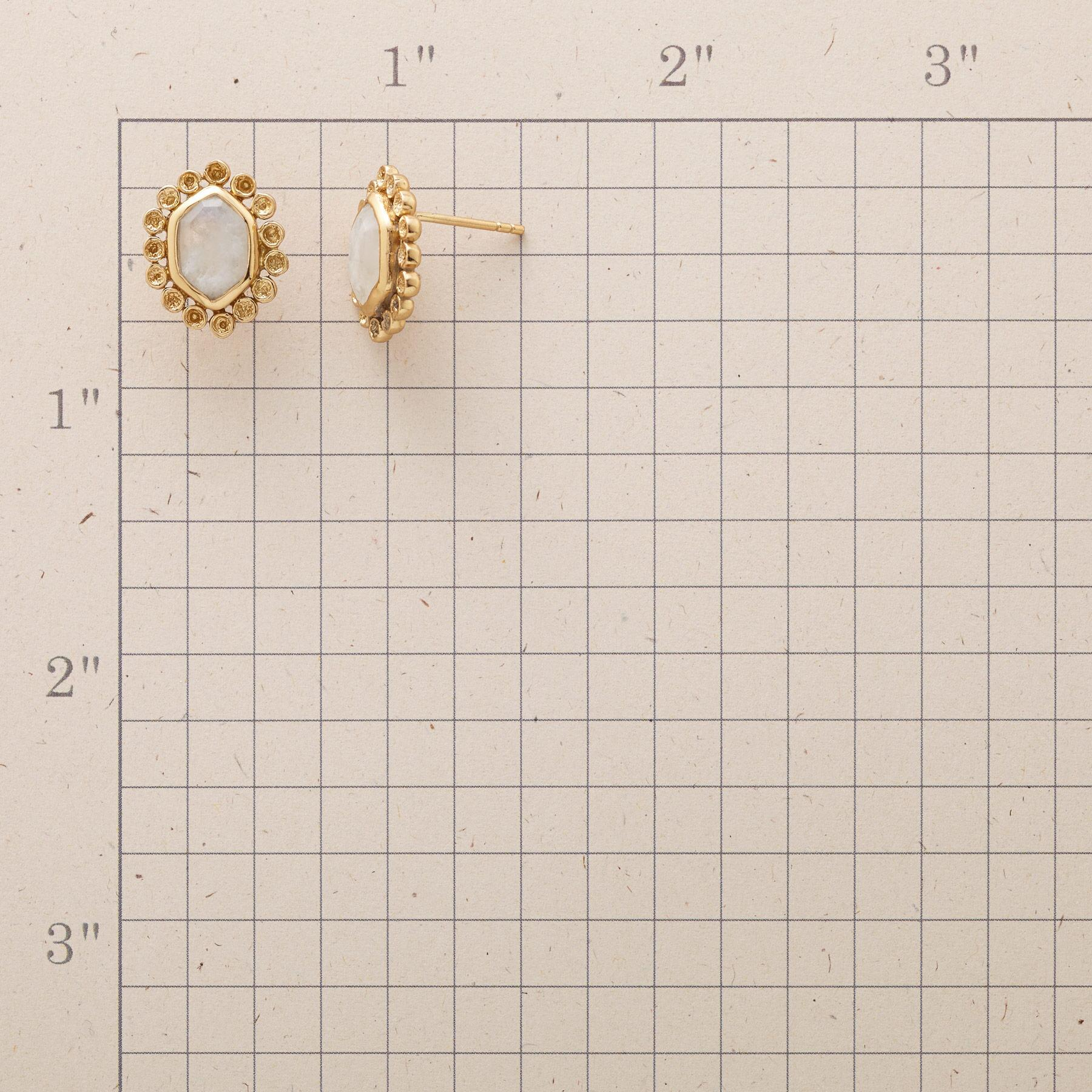 MOON RAY EARRINGS: View 2