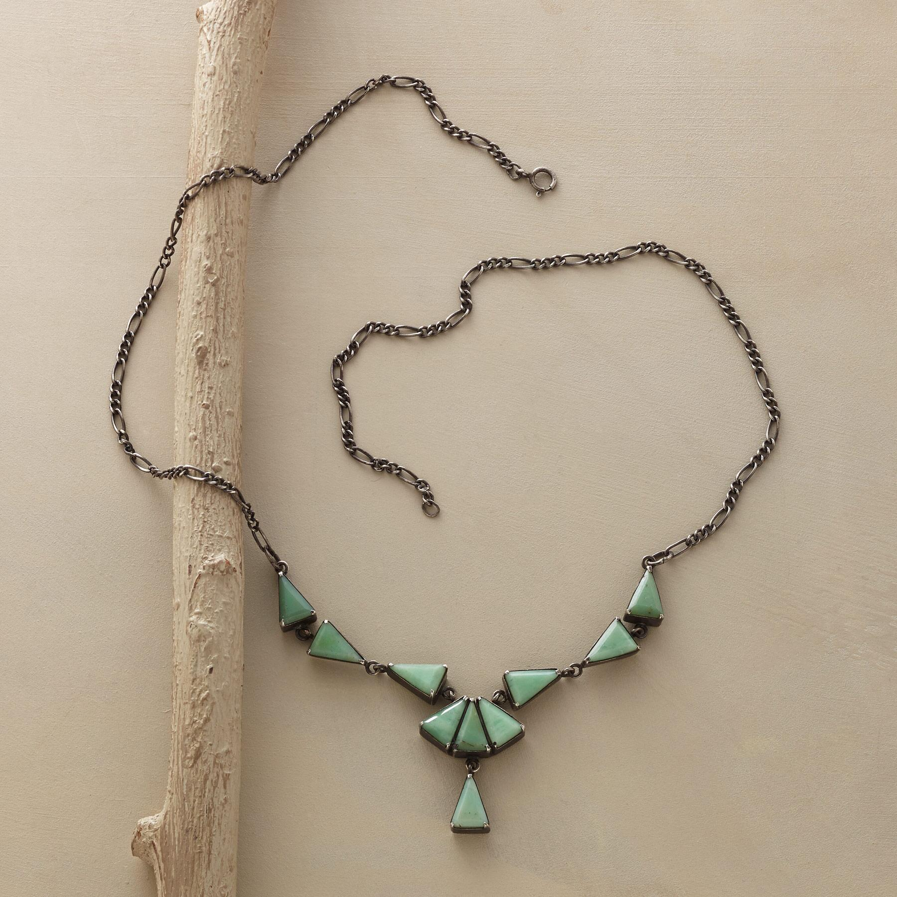 TRIANGULATIONS NECKLACE: View 2