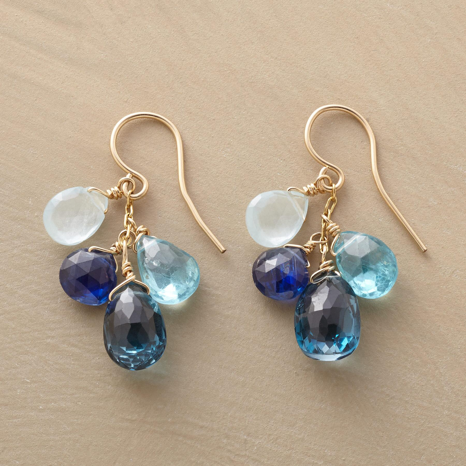 SEVENTH SEA EARRINGS: View 1