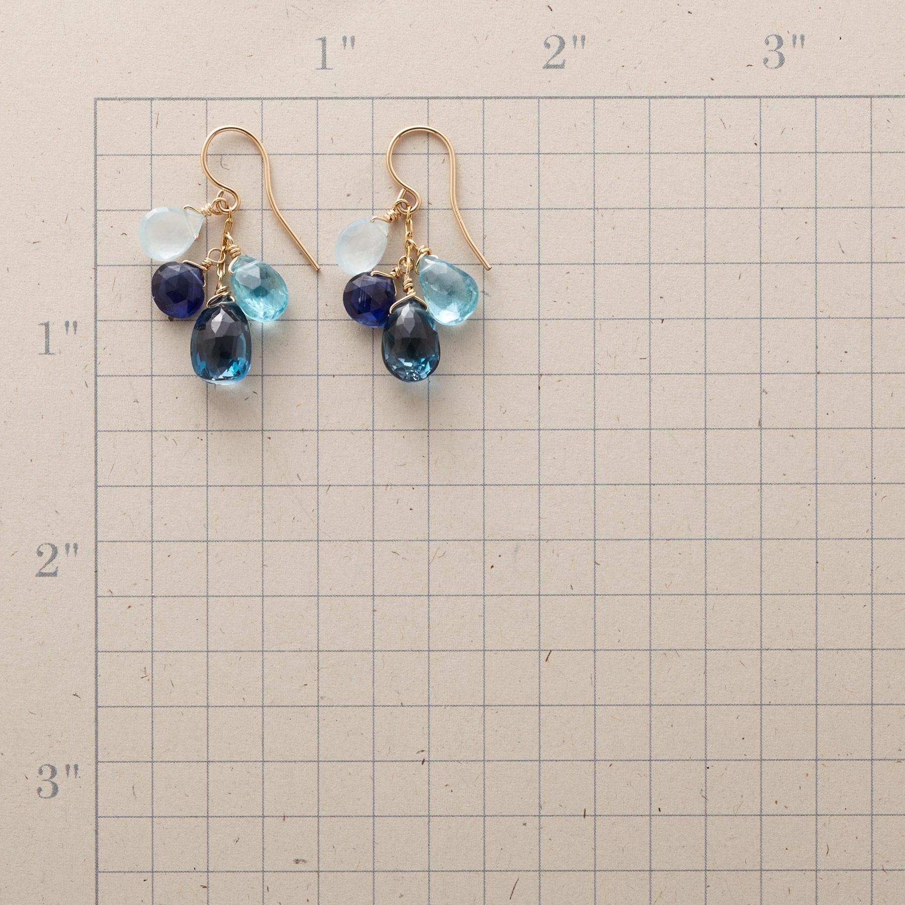 SEVENTH SEA EARRINGS: View 2