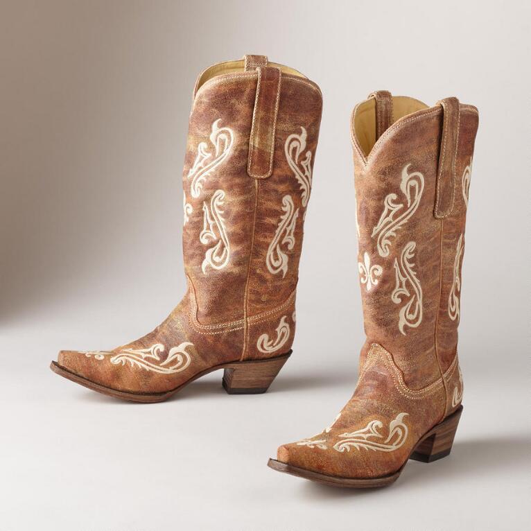 Sidewalk Serenade Boots