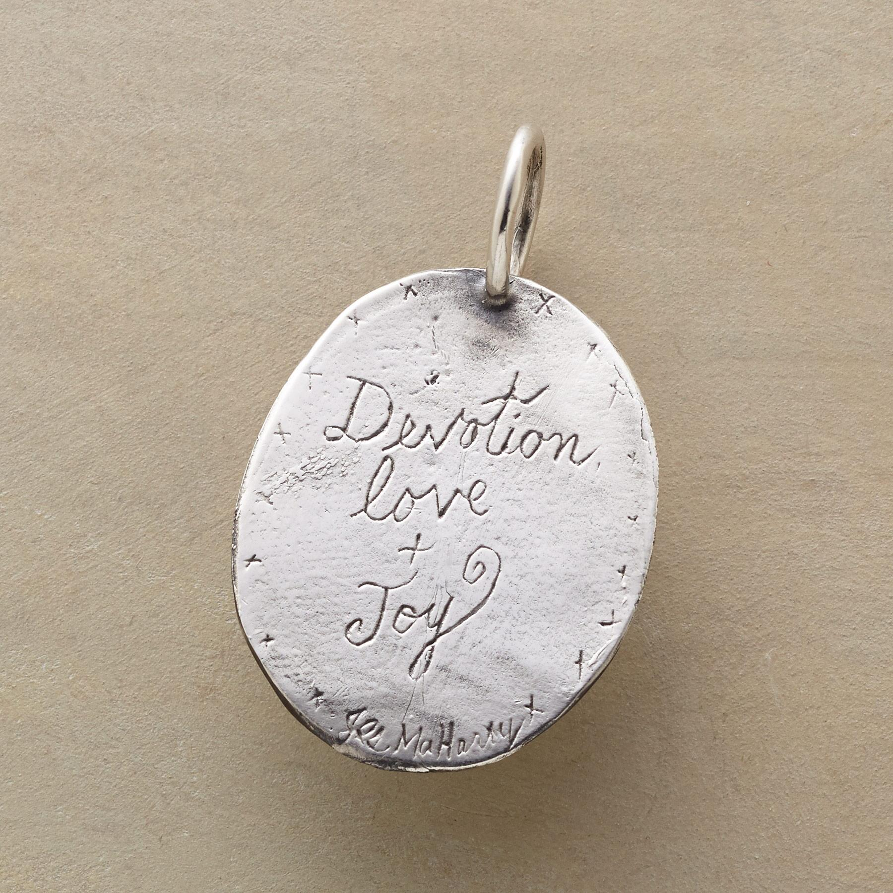 STERLING SILVER MOTHERHOOD CHARM: View 2