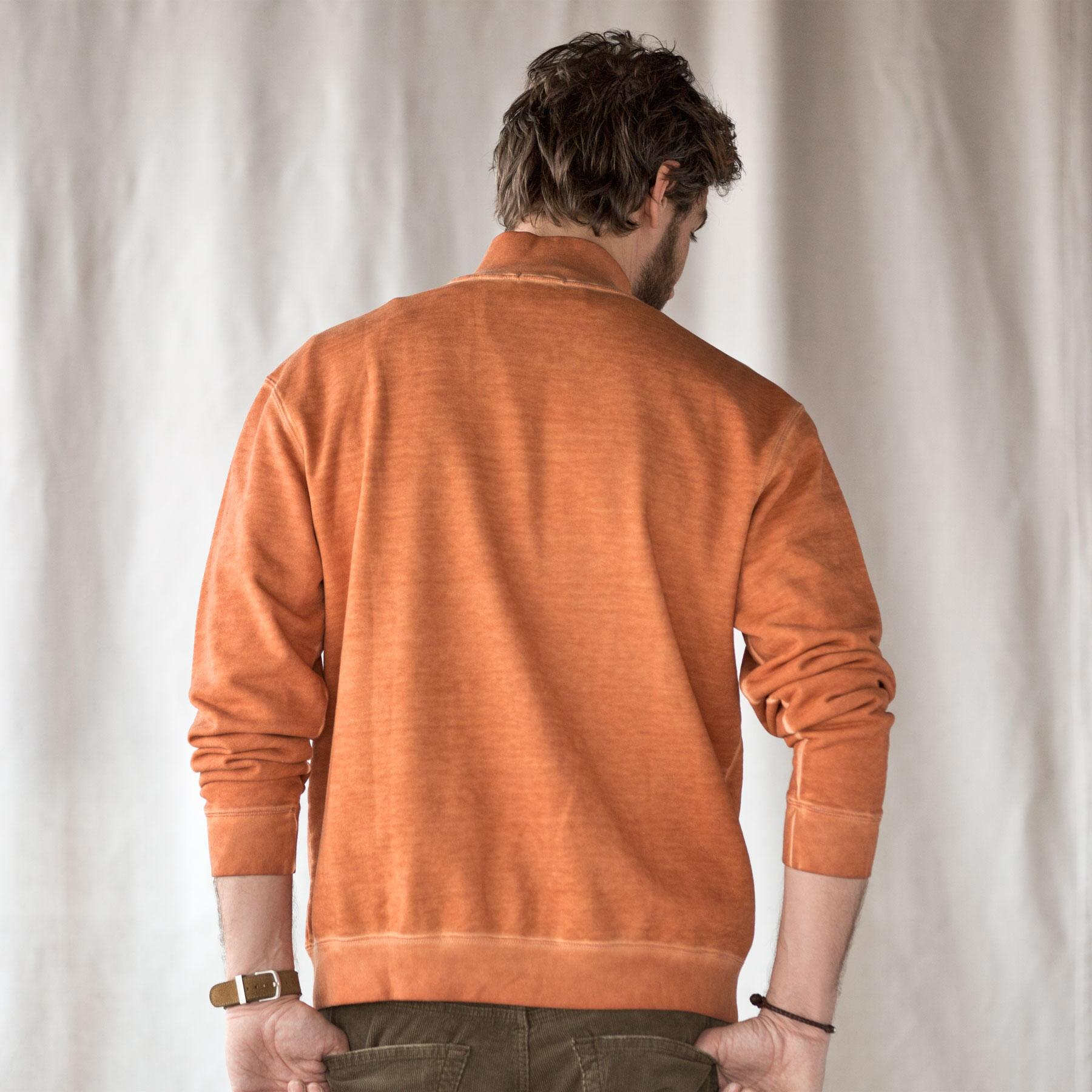 Orange You Glad Zip Jacket: View 2