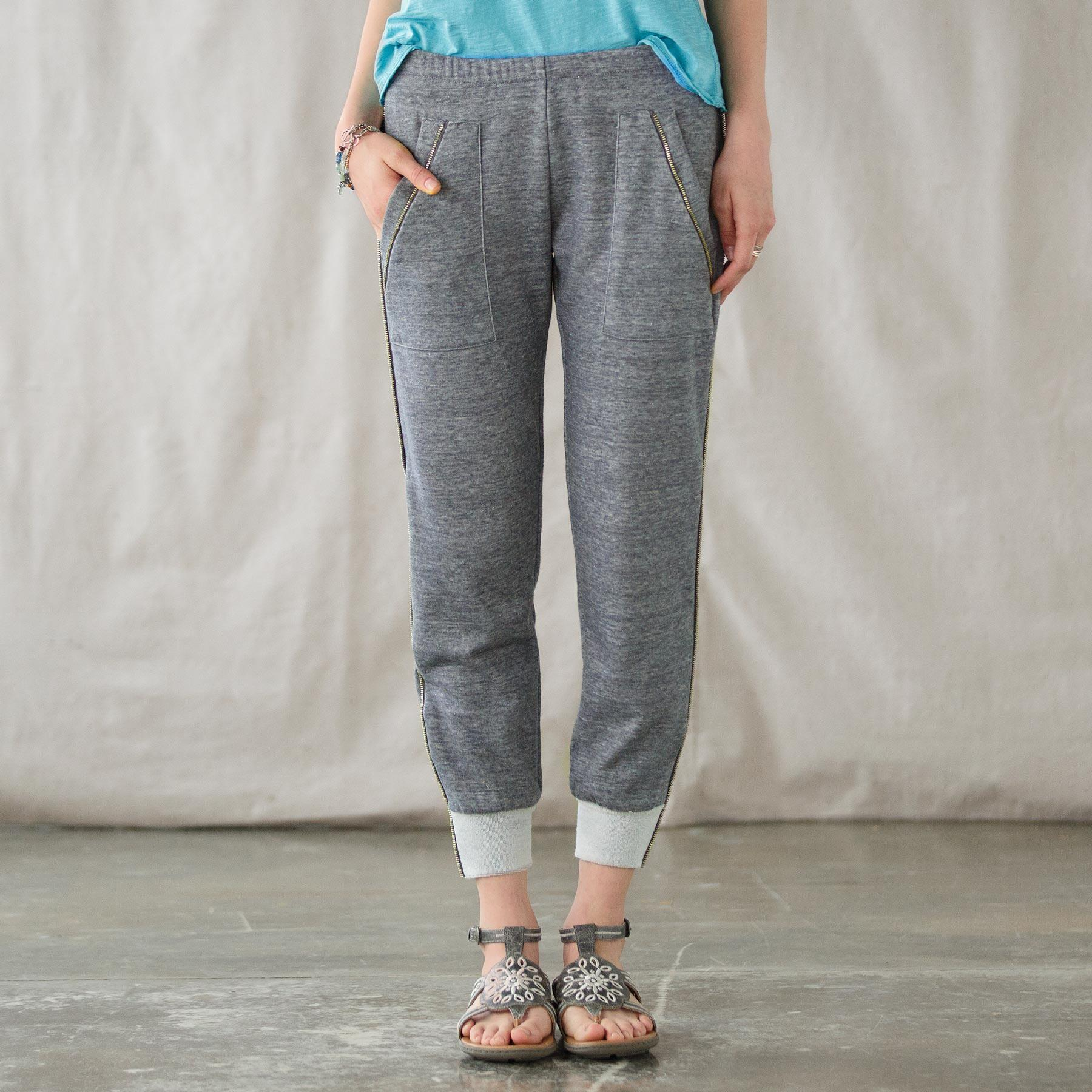 Promenade Zip Pants: View 2