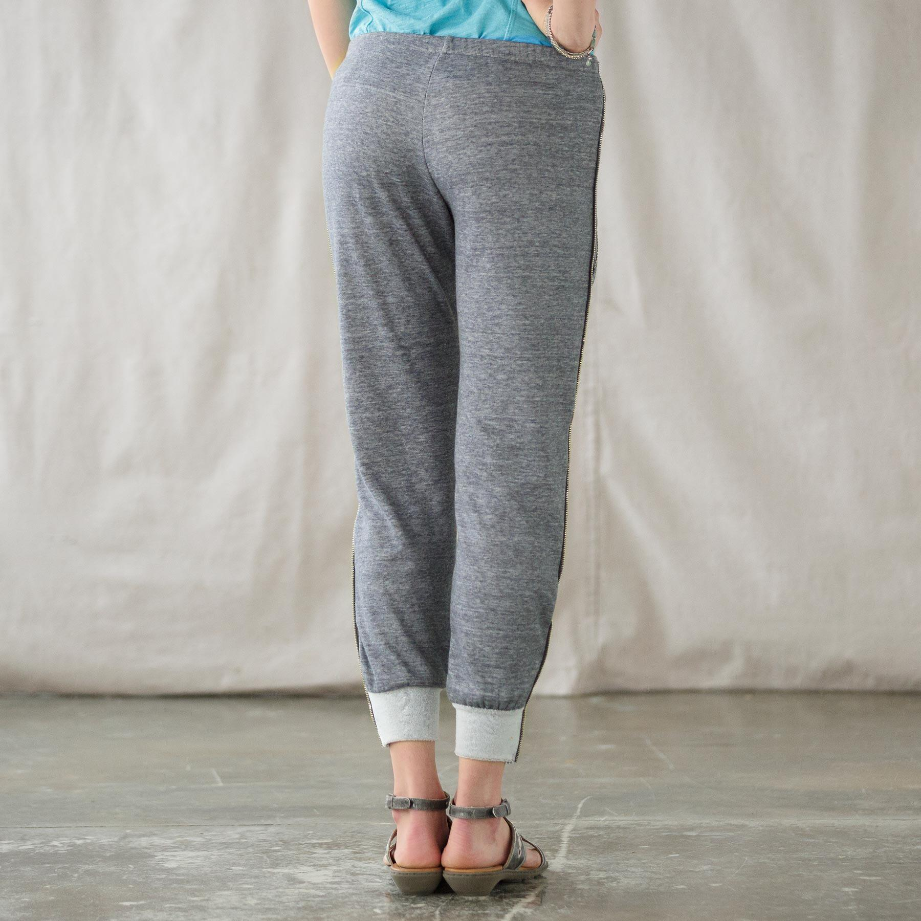 Promenade Zip Pants: View 3