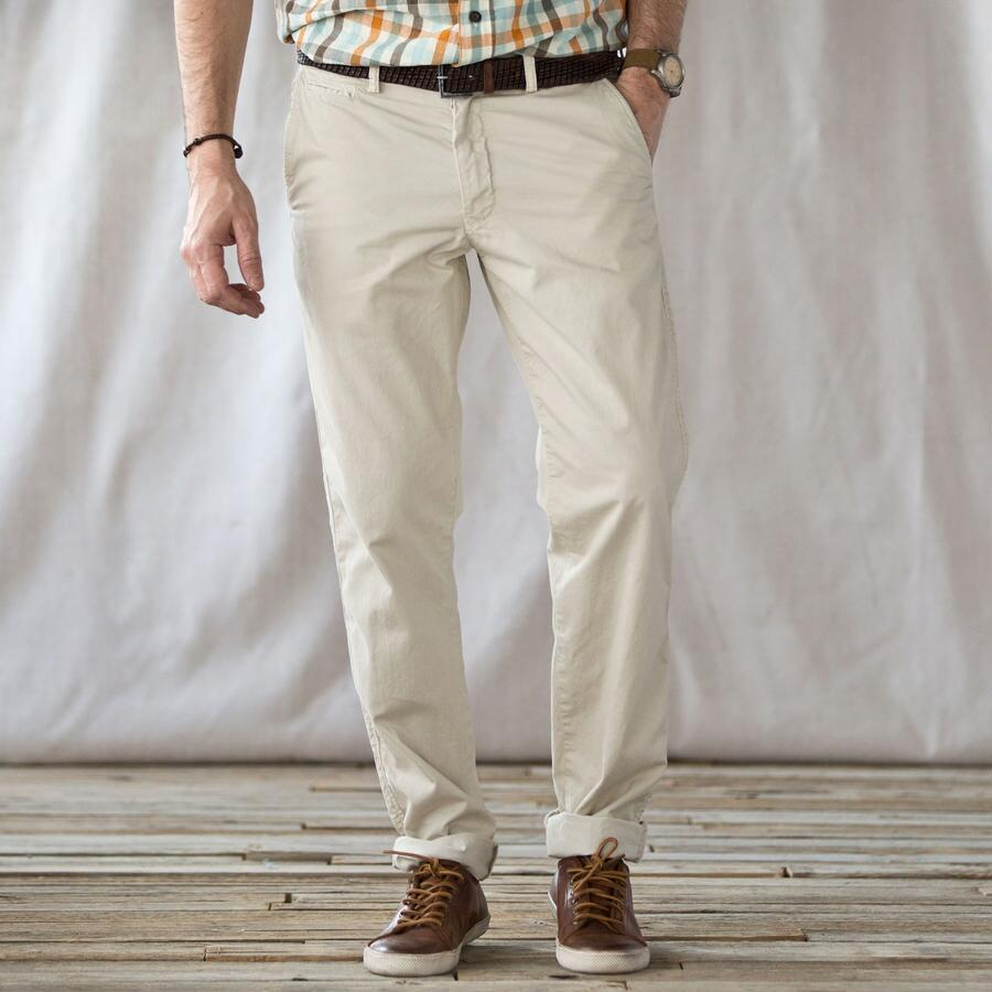 ANCHORAGE PINWALE CHINOS