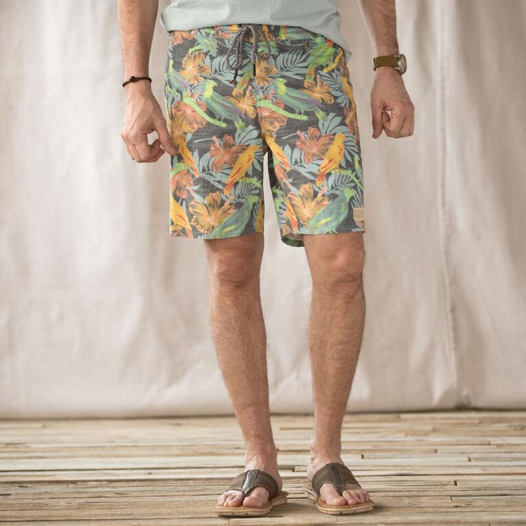 TROPIC BIRD BOARD SHORTS