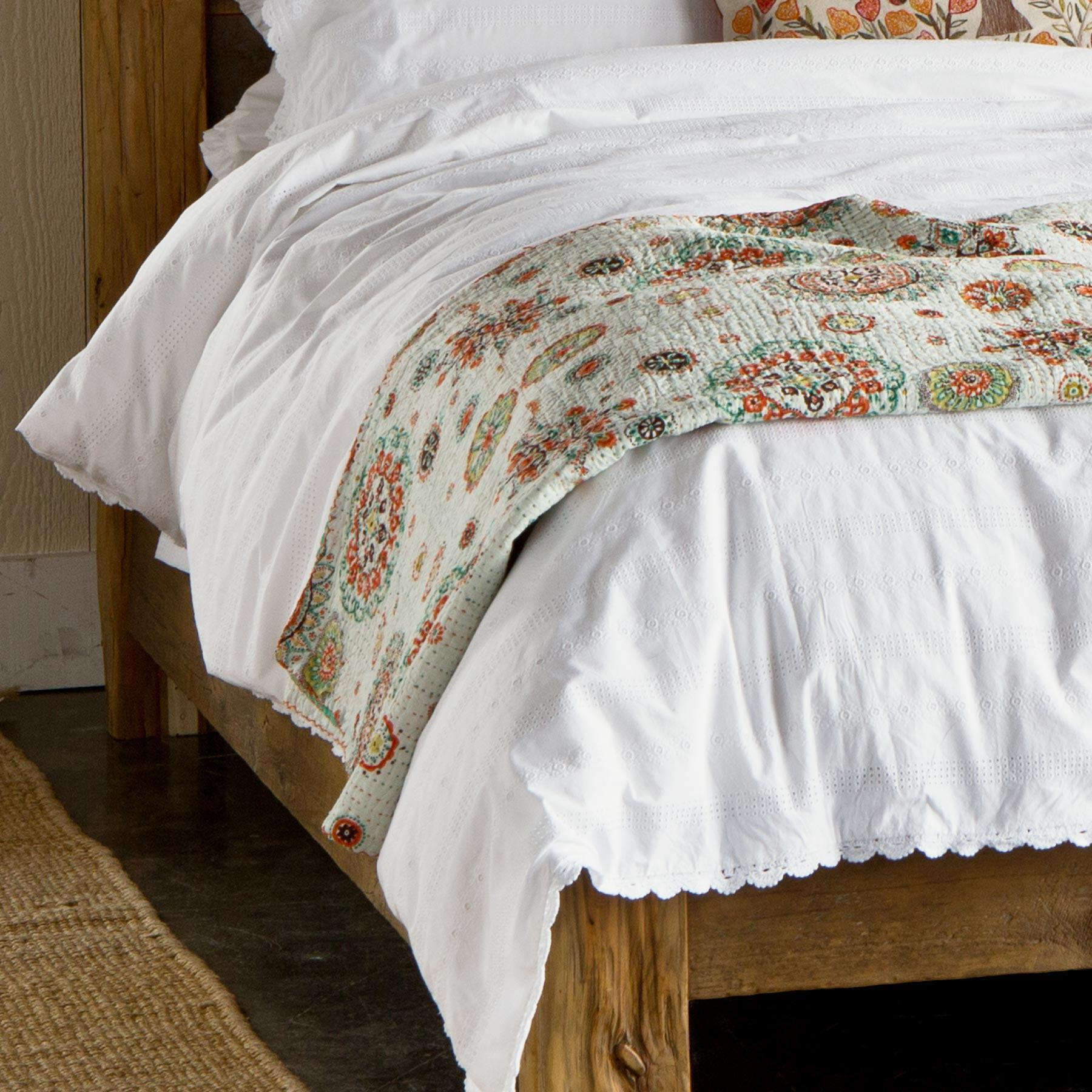 SWEET SIMPLICITY DUVET COVER: View 1