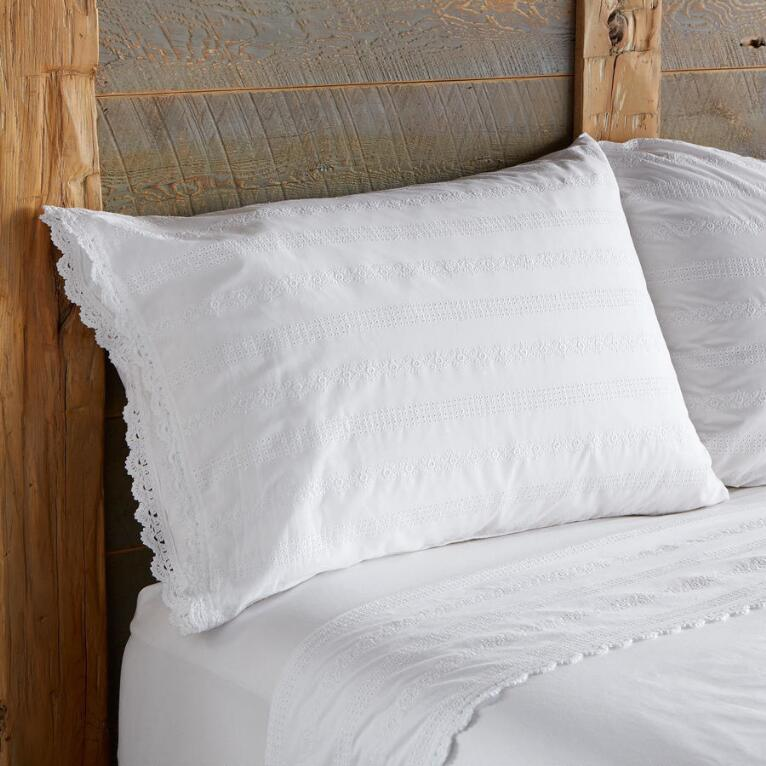 SWEET SIMPLICITY PILLOWCASE SET