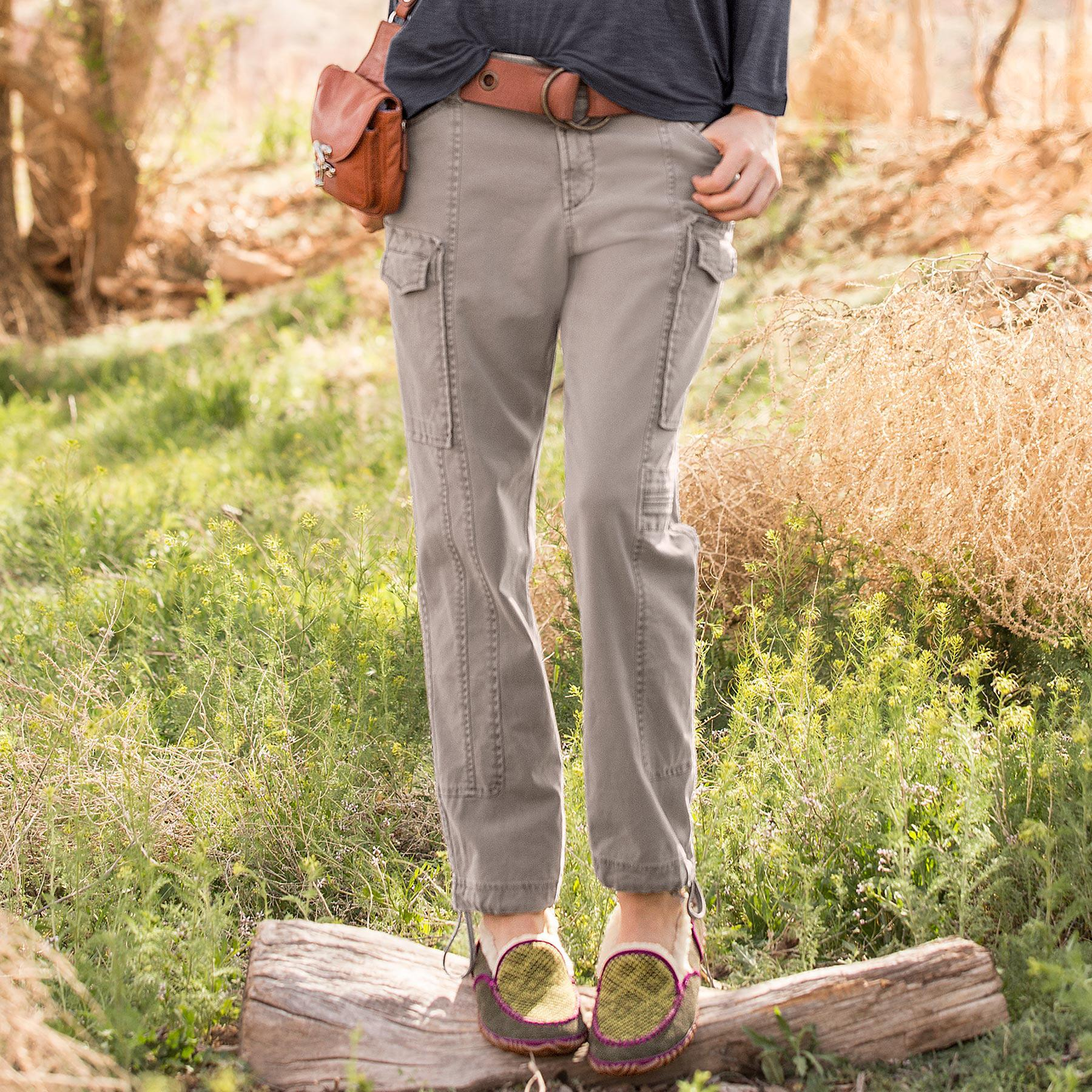 TIMELESS CARGO PANTS: View 1