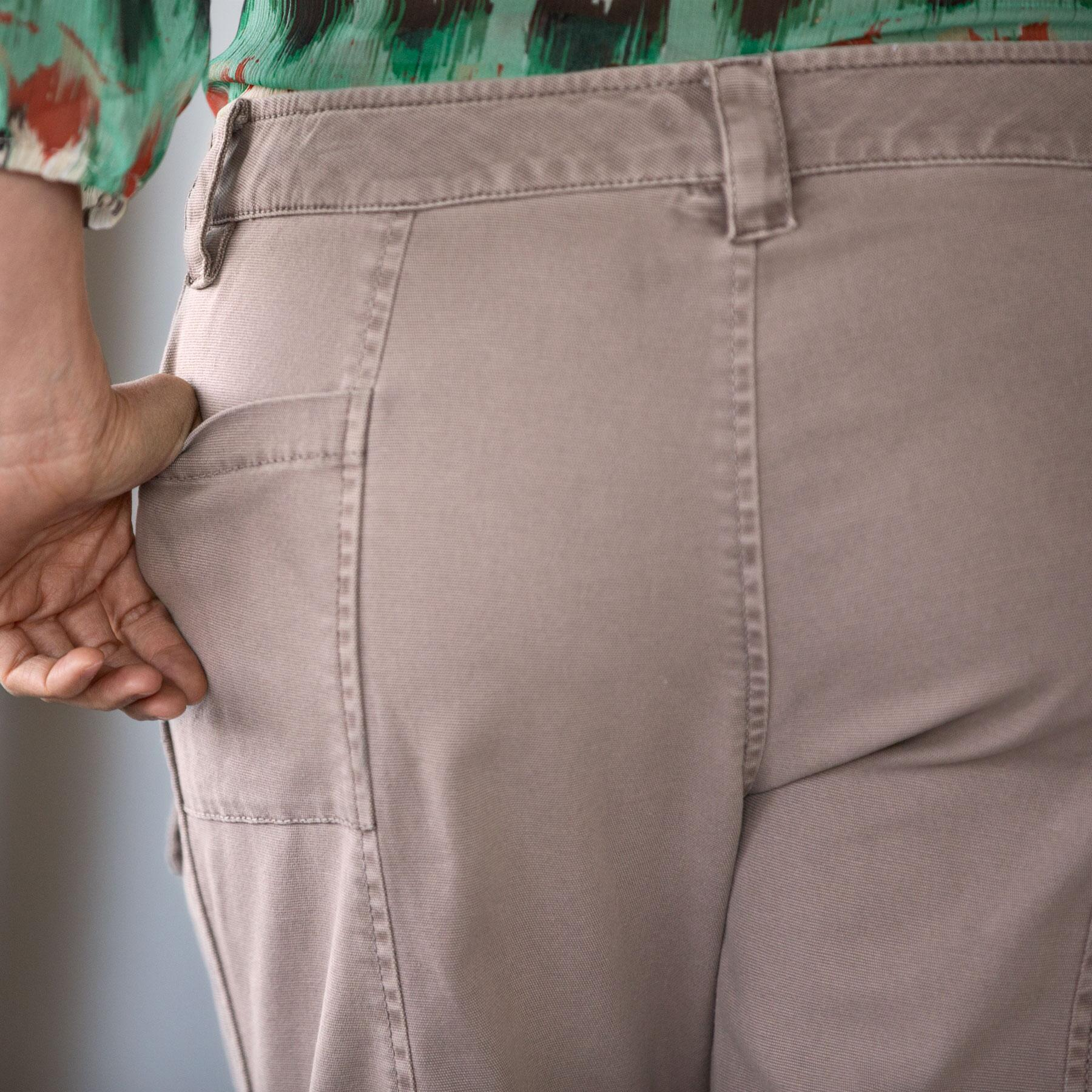 TIMELESS CARGO PANTS: View 3