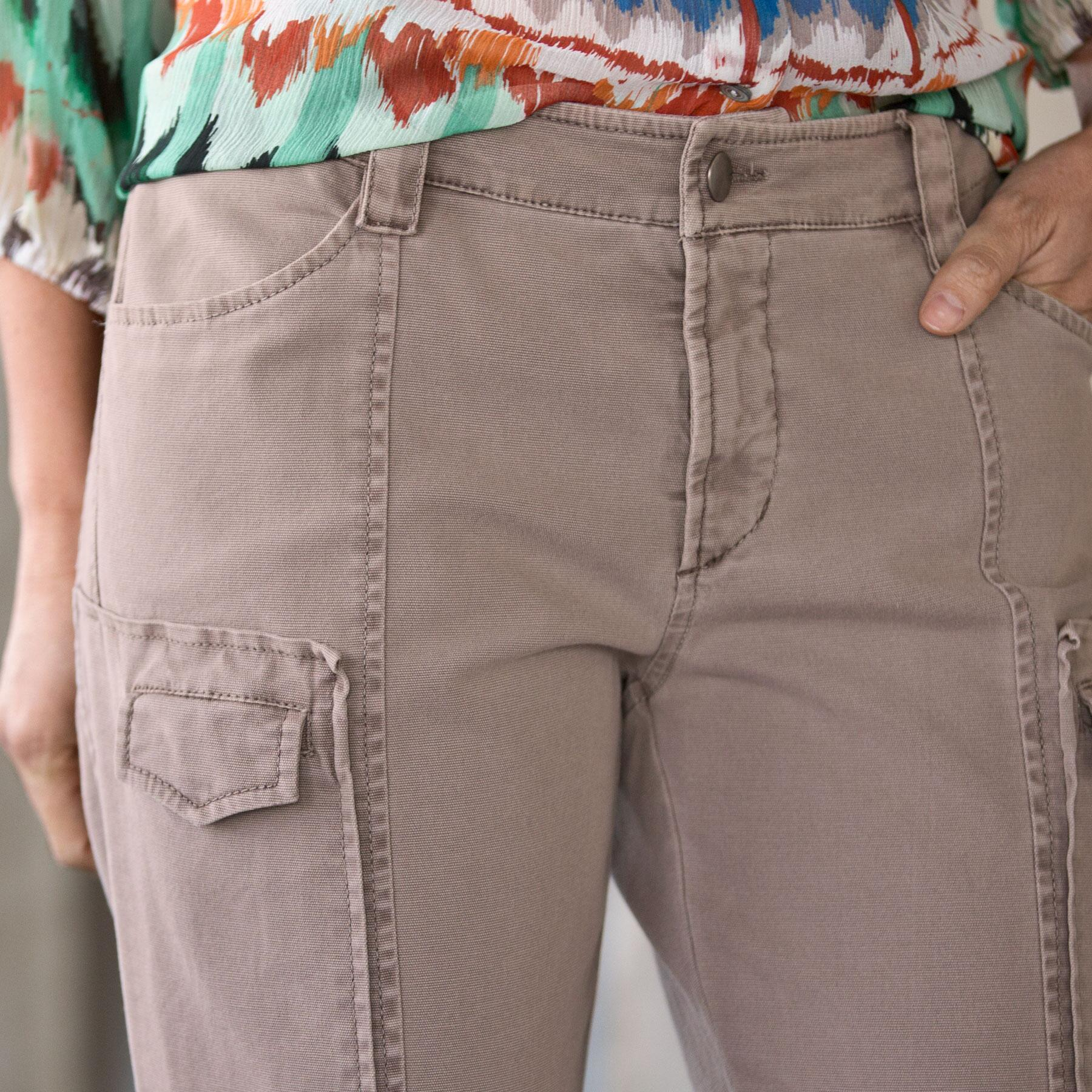 TIMELESS CARGO PANTS: View 4