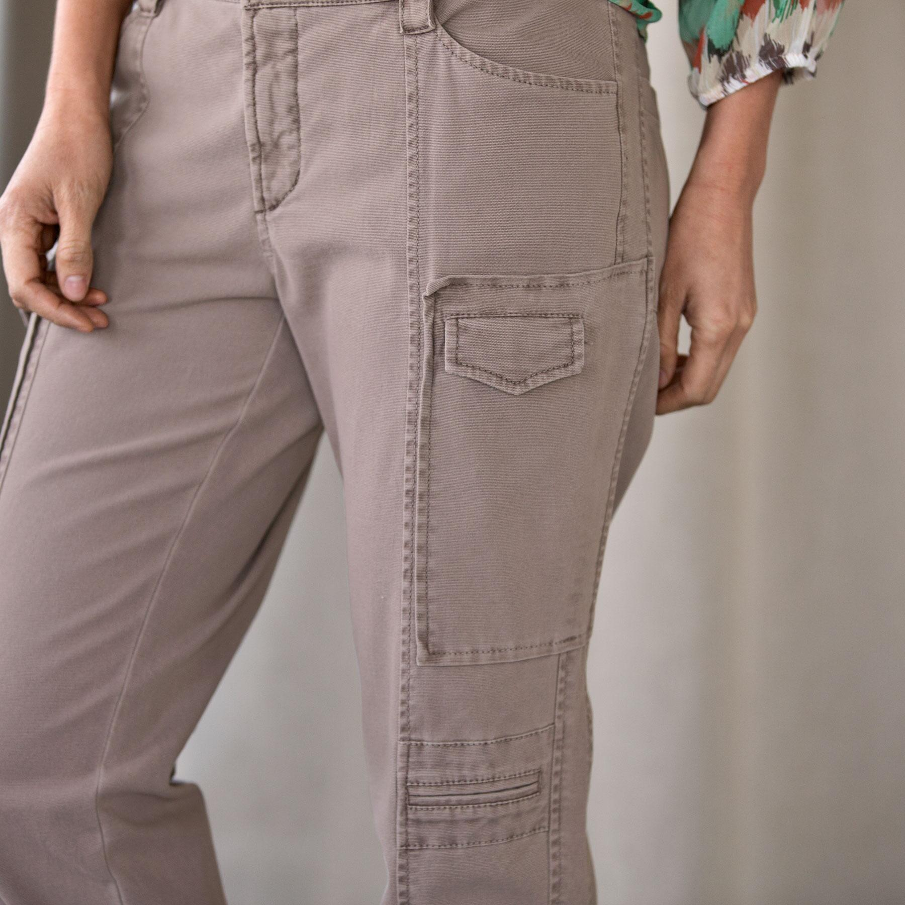TIMELESS CARGO PANTS: View 5