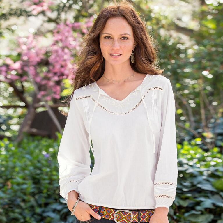 POET AT HEART BLOUSE