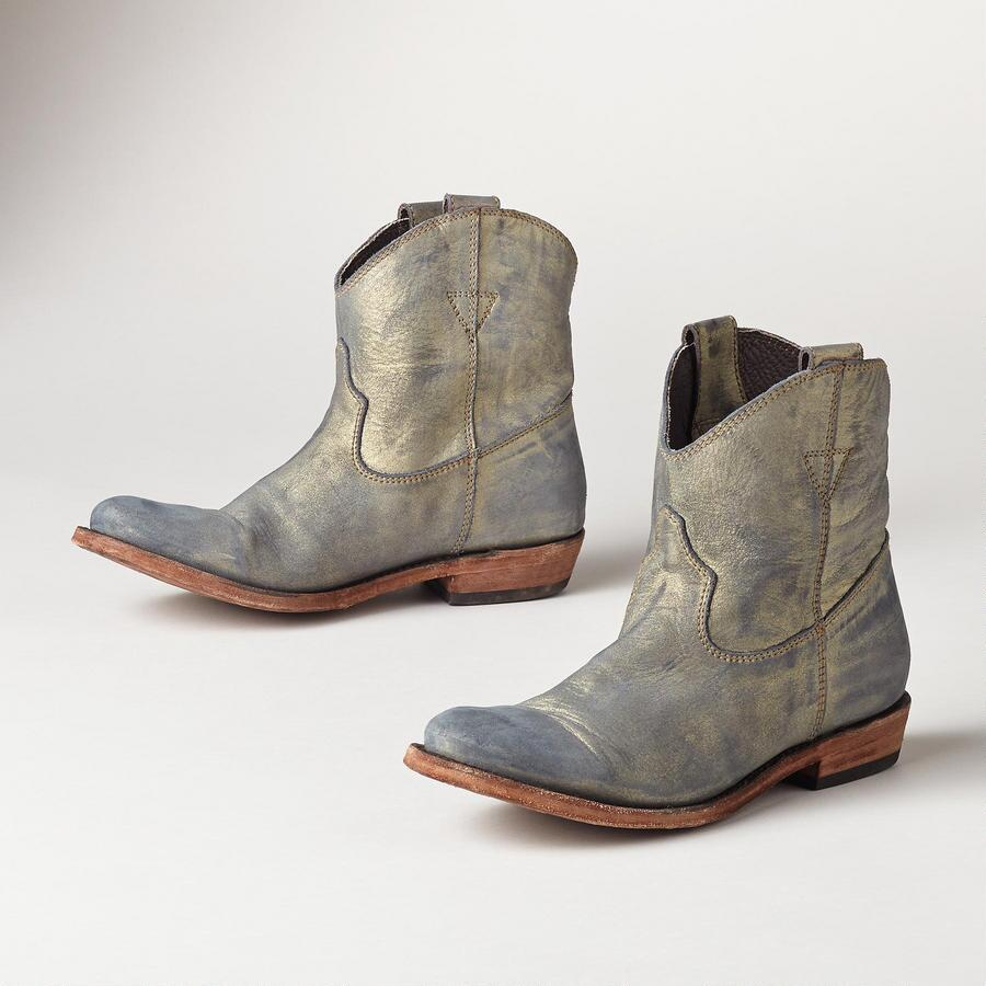 GOLD RUSH BOOTS