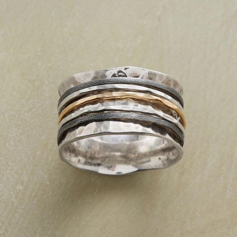 SPOOLED SPINNER RING