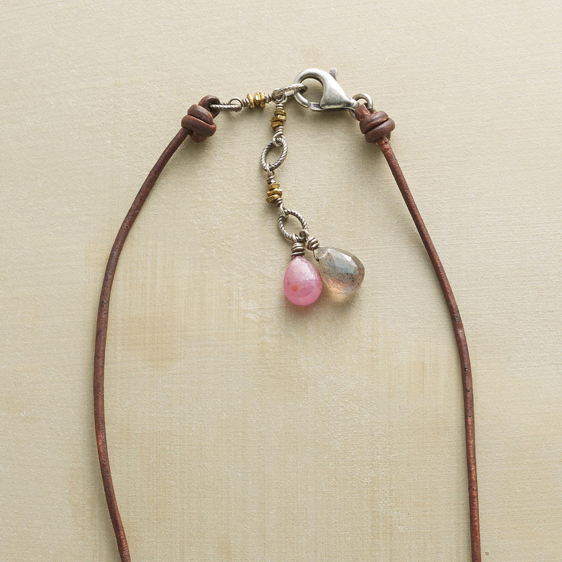 TICKLED PINK NECKLACE: View 3