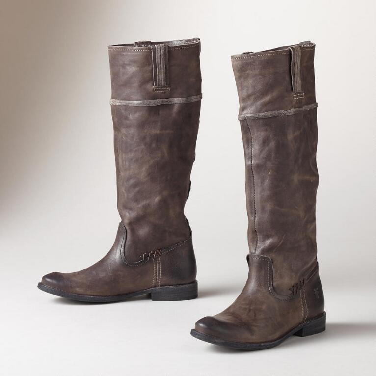 SHIRLEY TALL BOOTS