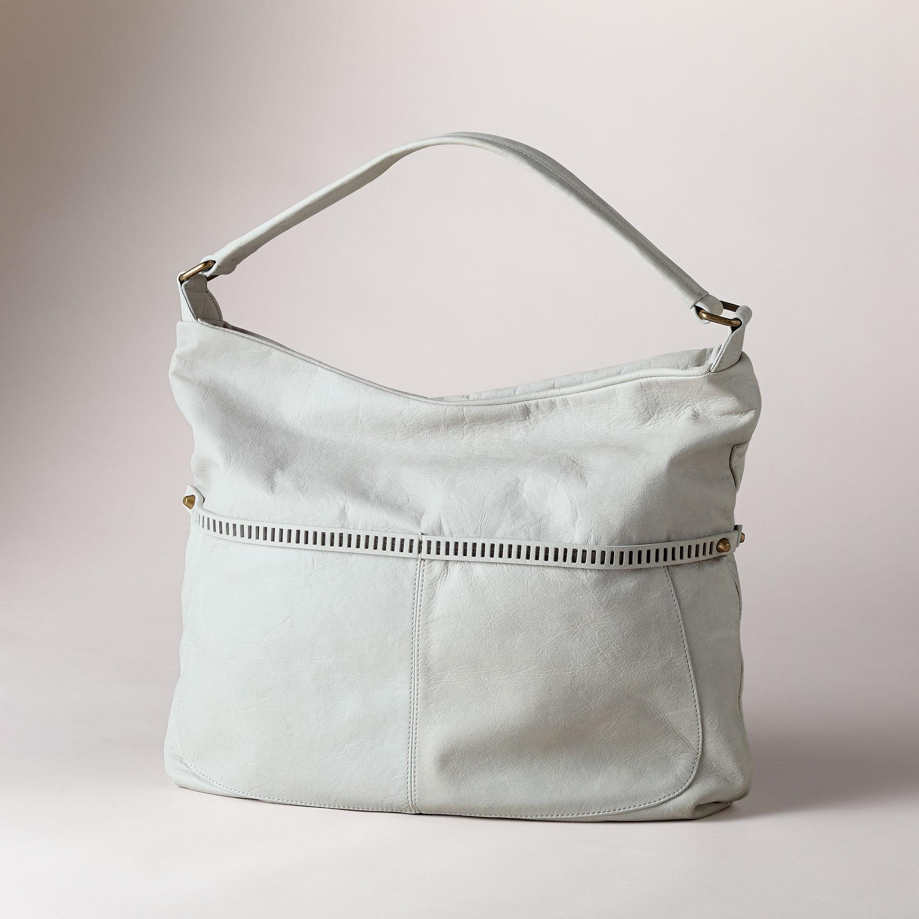 Hemstitched Bag: View 2