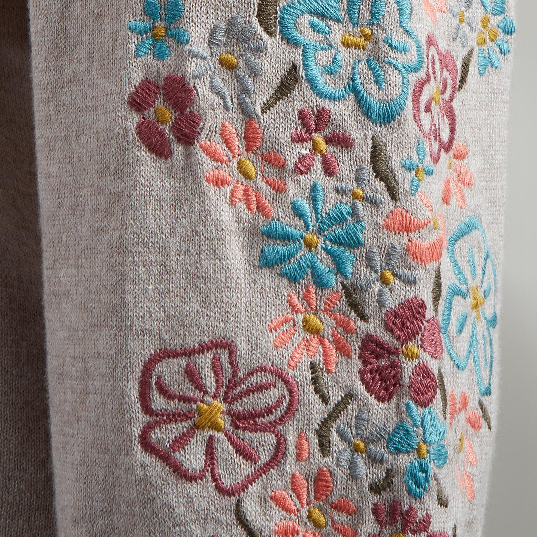 CADENCE OF FLOWERS CARDIGAN: View 2