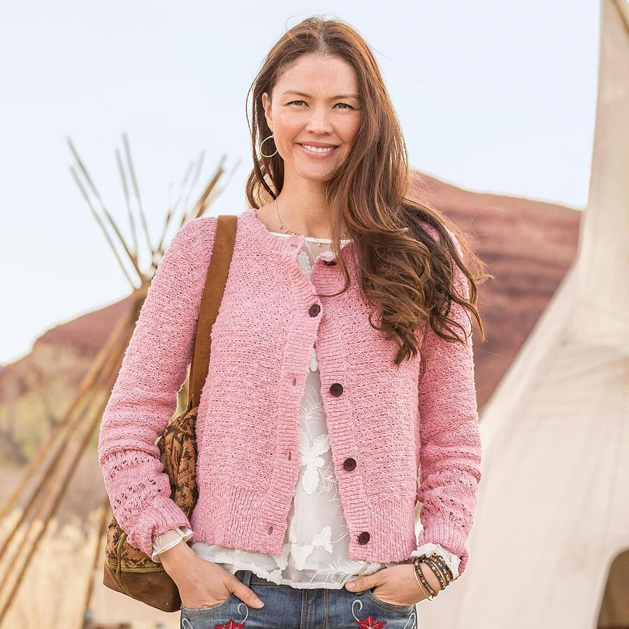 COTTONWOOD CANYON CARDIGAN