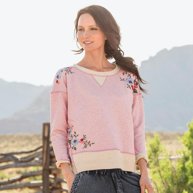 DESERT ROSE SWEATSHIRT