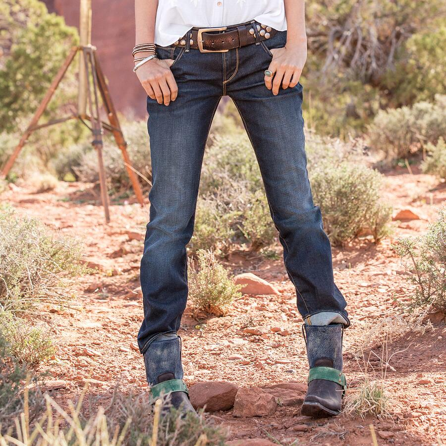 AUDREY GIRLFRIEND JEANS BY DRIFTWOOD