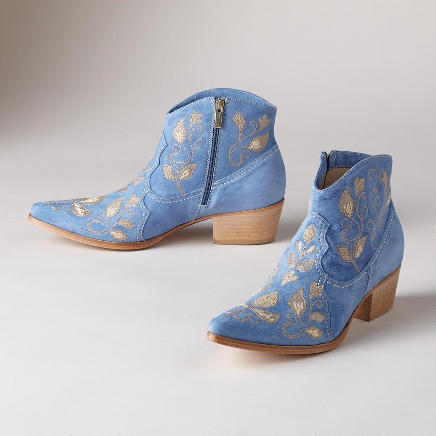 CHICORY BOOTS