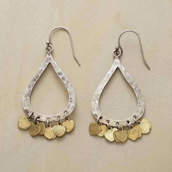RAIN CHIME EARRINGS
