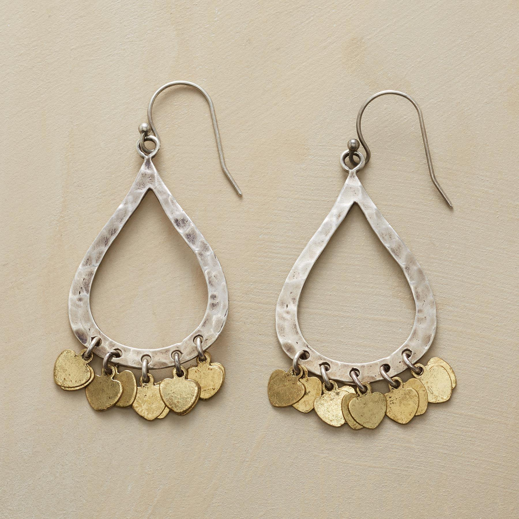 RAIN CHIME EARRINGS: View 1