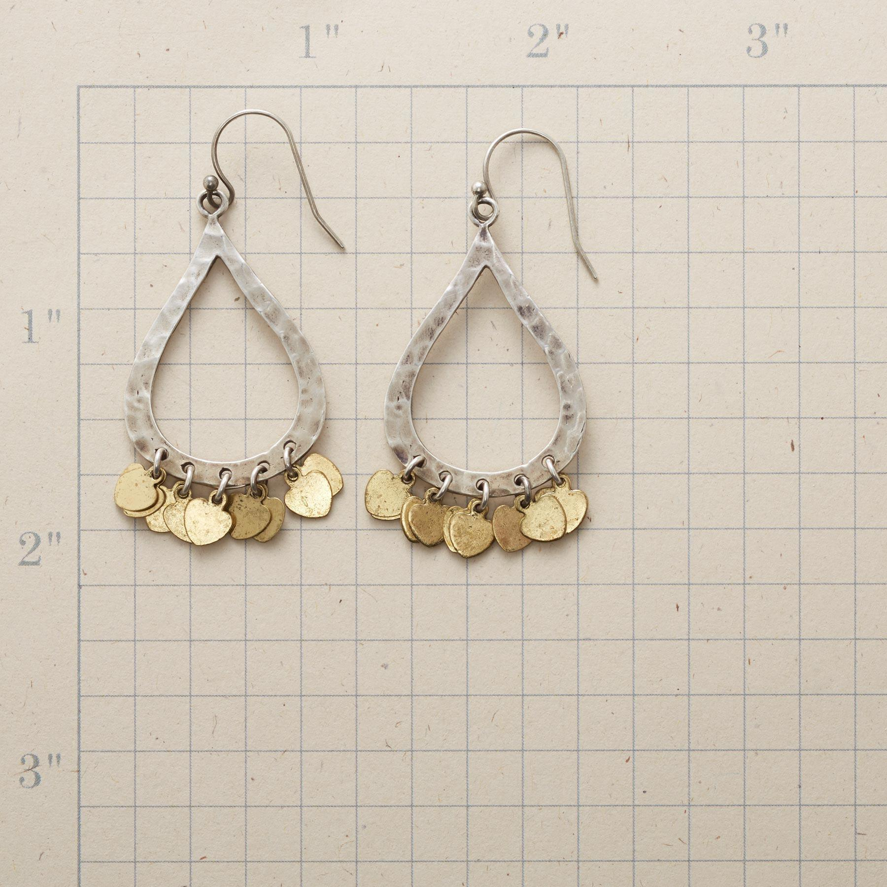 RAIN CHIME EARRINGS: View 2