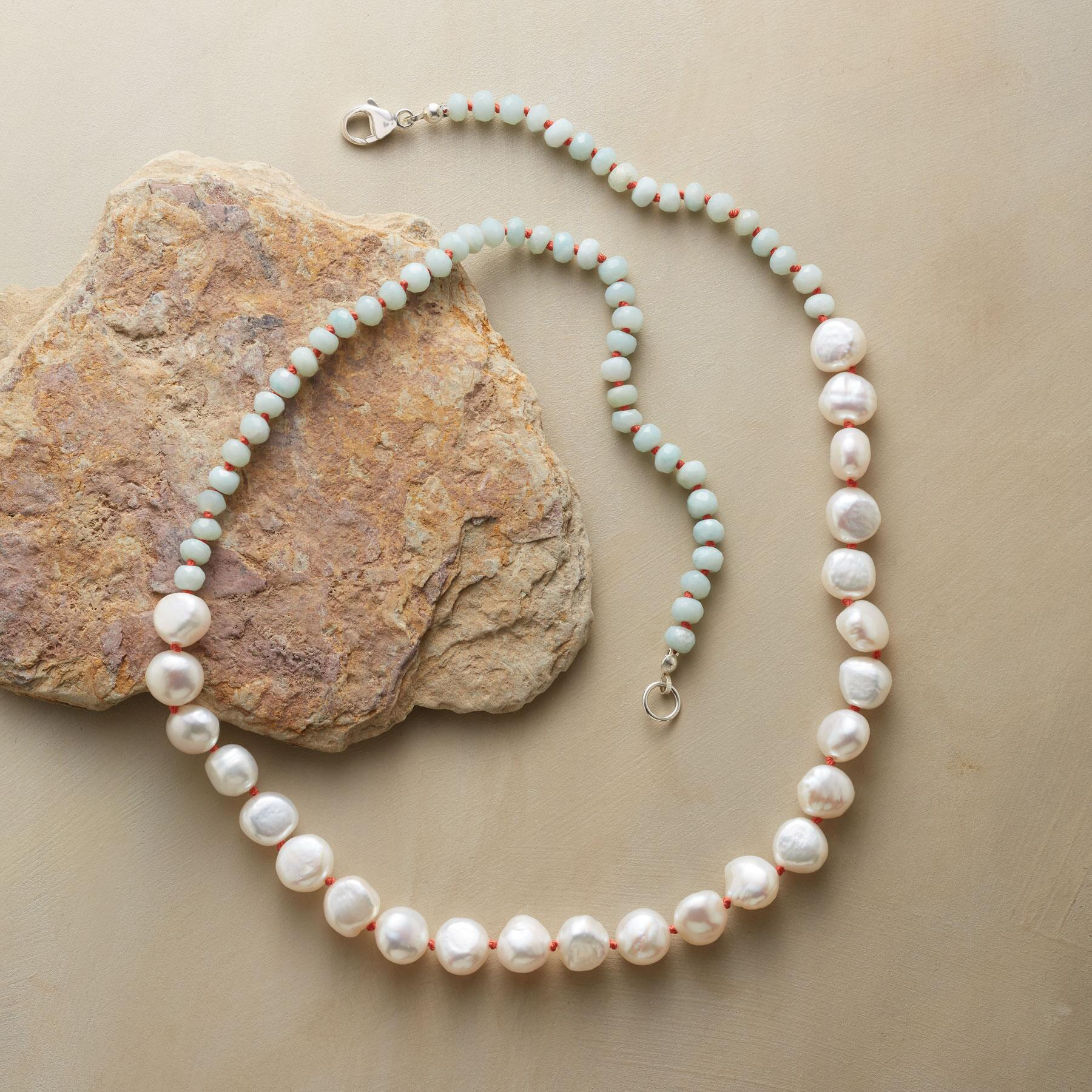 SPARKED SERENITY NECKLACE: View 2