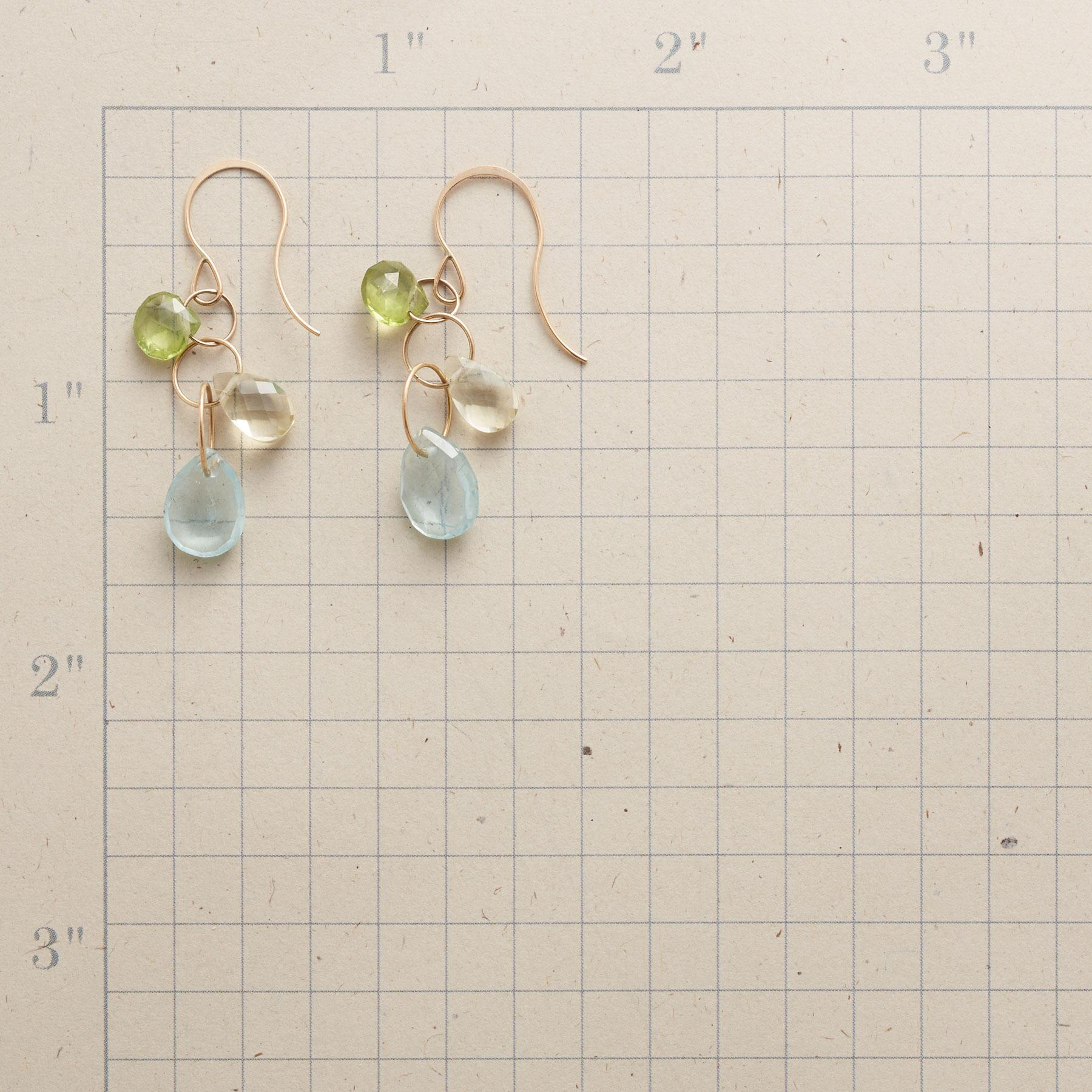 AU CLAIRE EARRINGS: View 2