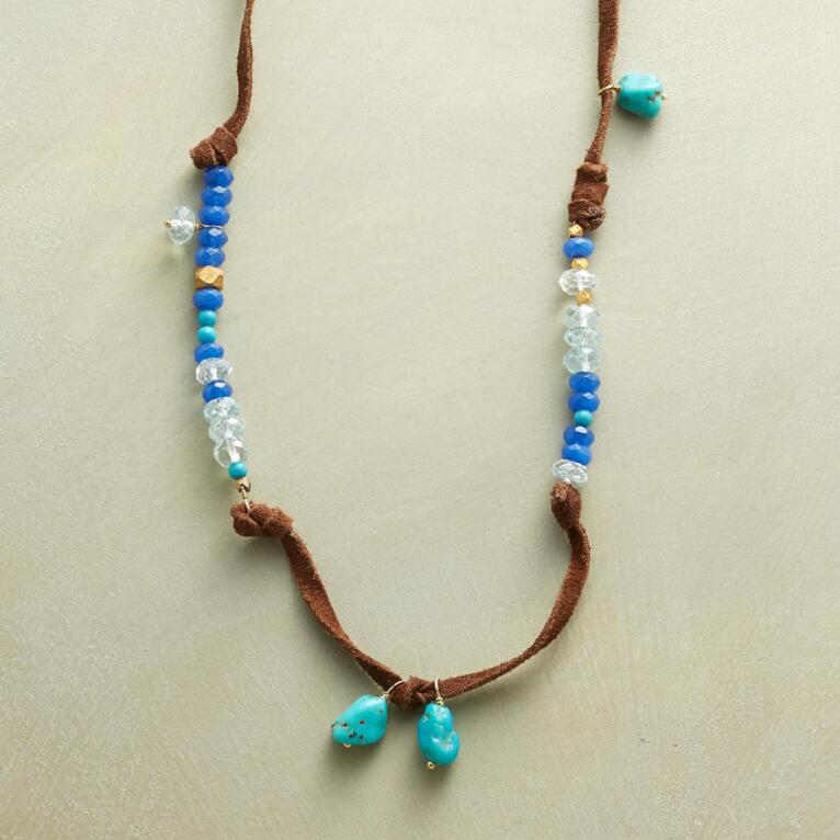 DEJA VU NECKLACE