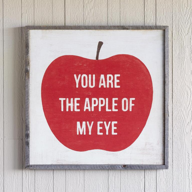 SB APPLE OF MY EYE PRINT