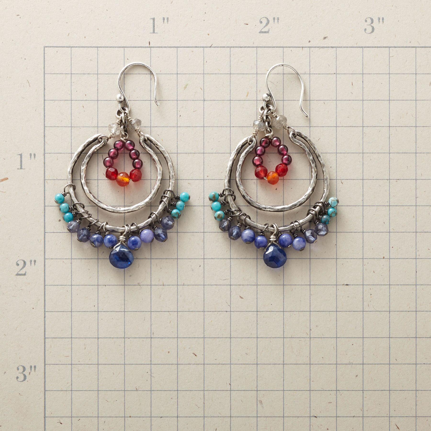 MIKA EARRINGS: View 2