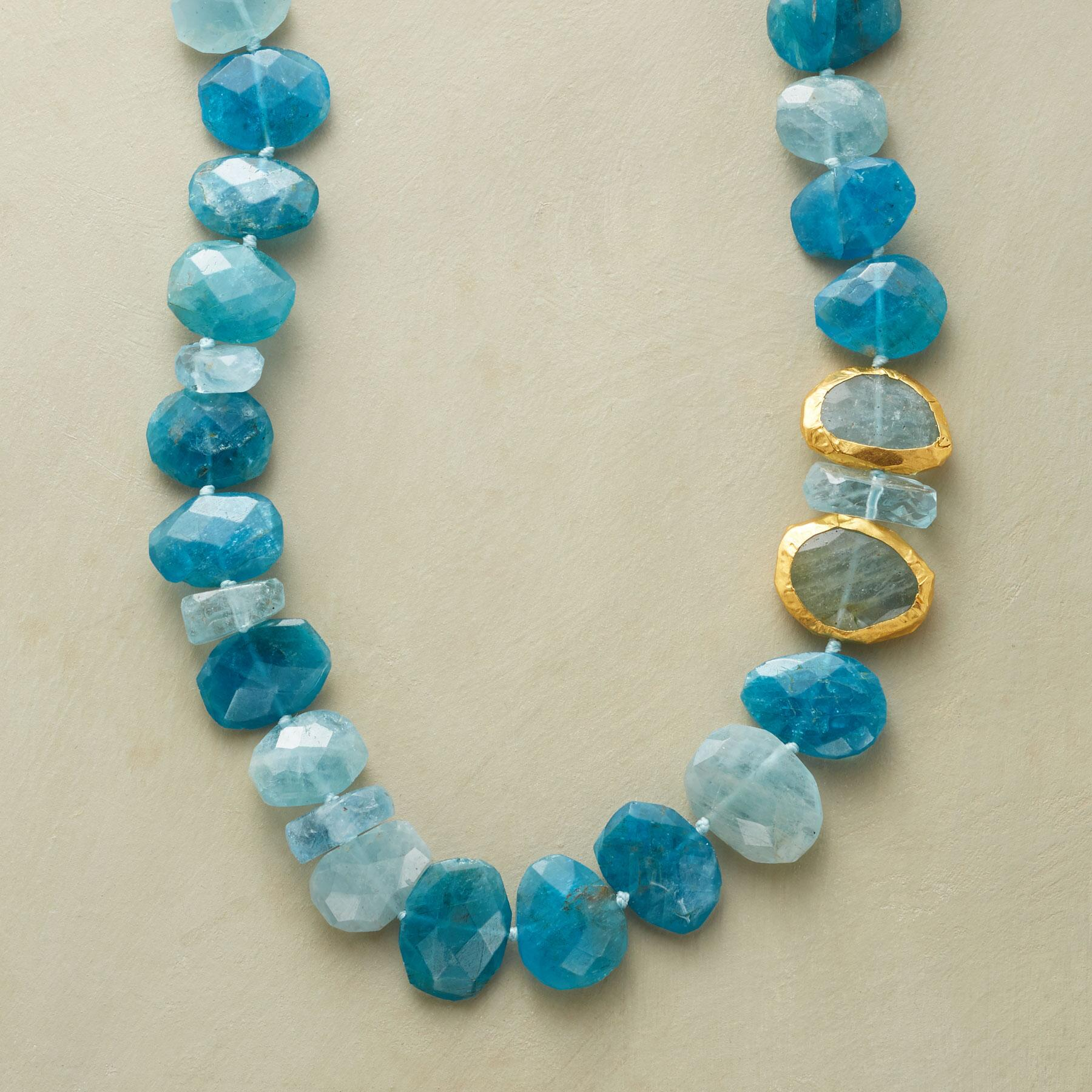 DAYS OF BLUE NECKLACE: View 1