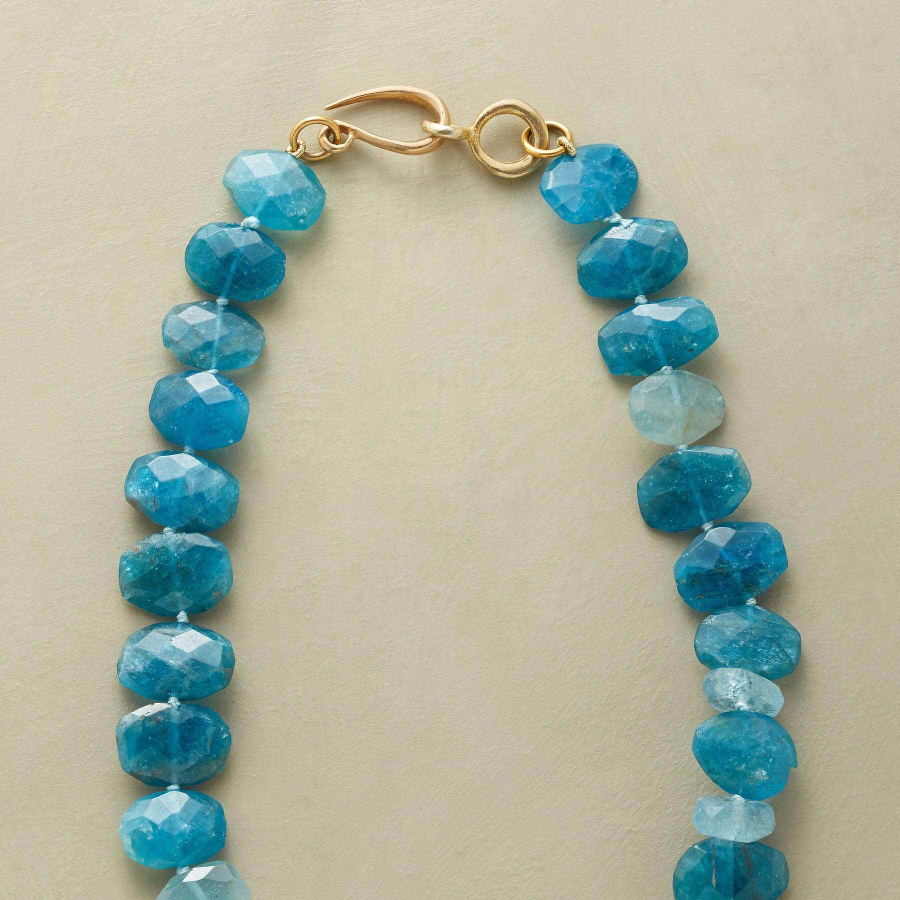 DAYS OF BLUE NECKLACE: View 3