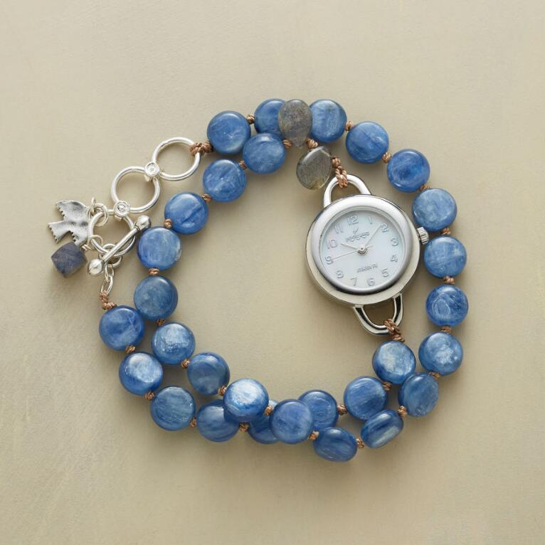 DOUBLE WRAP BRACELET WATCH