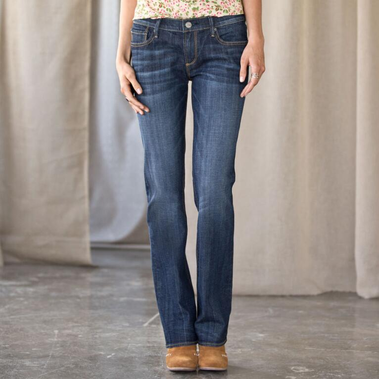 DRIFTWOOD STANDBY SLIM BOOTCUT JEANS
