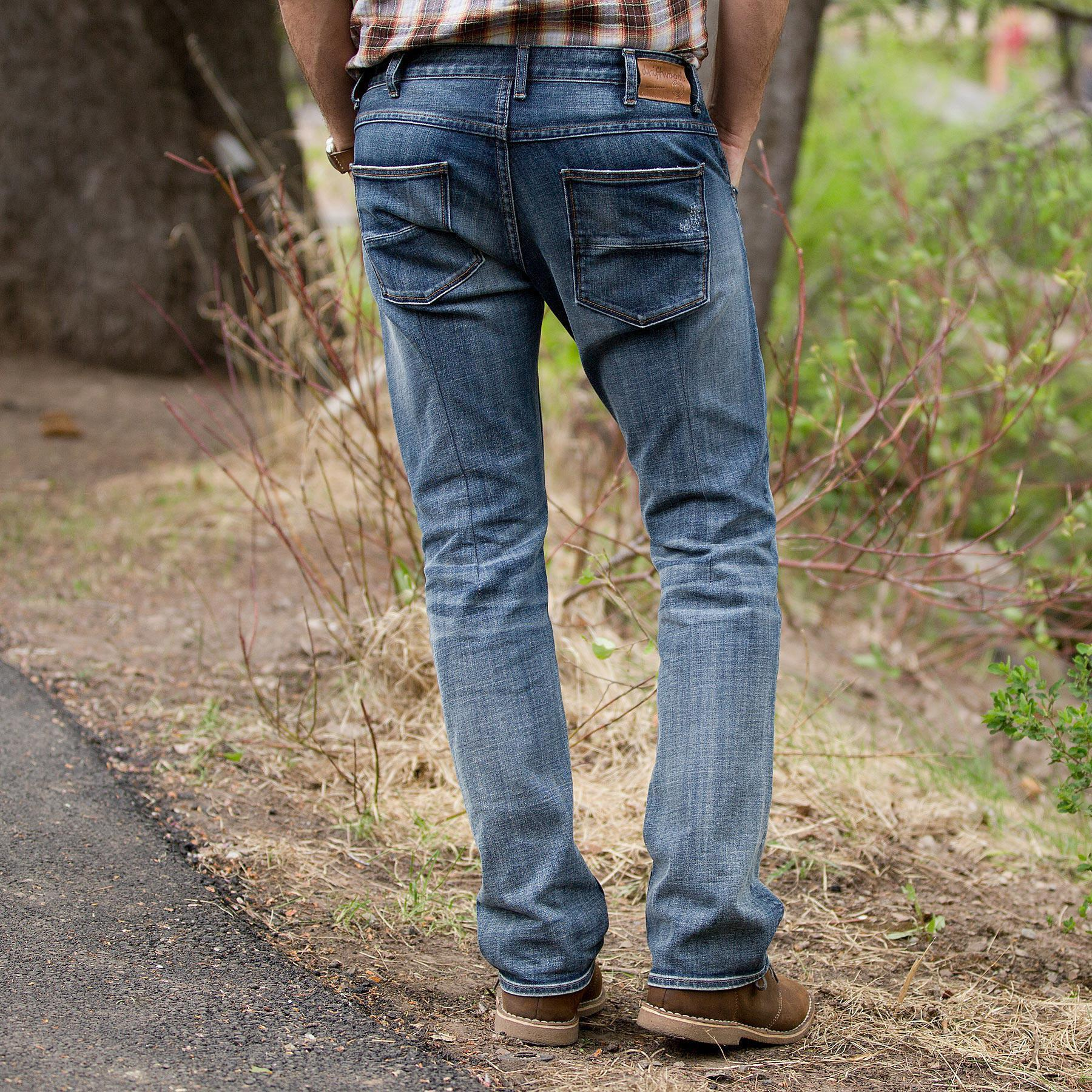 Crusader Jeans: View 2