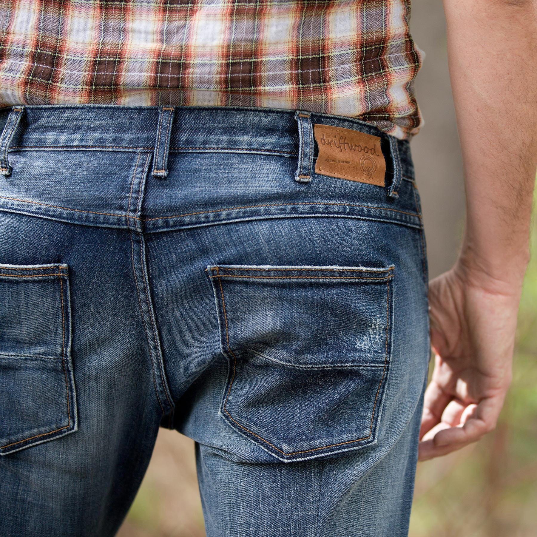 Crusader Jeans: View 3