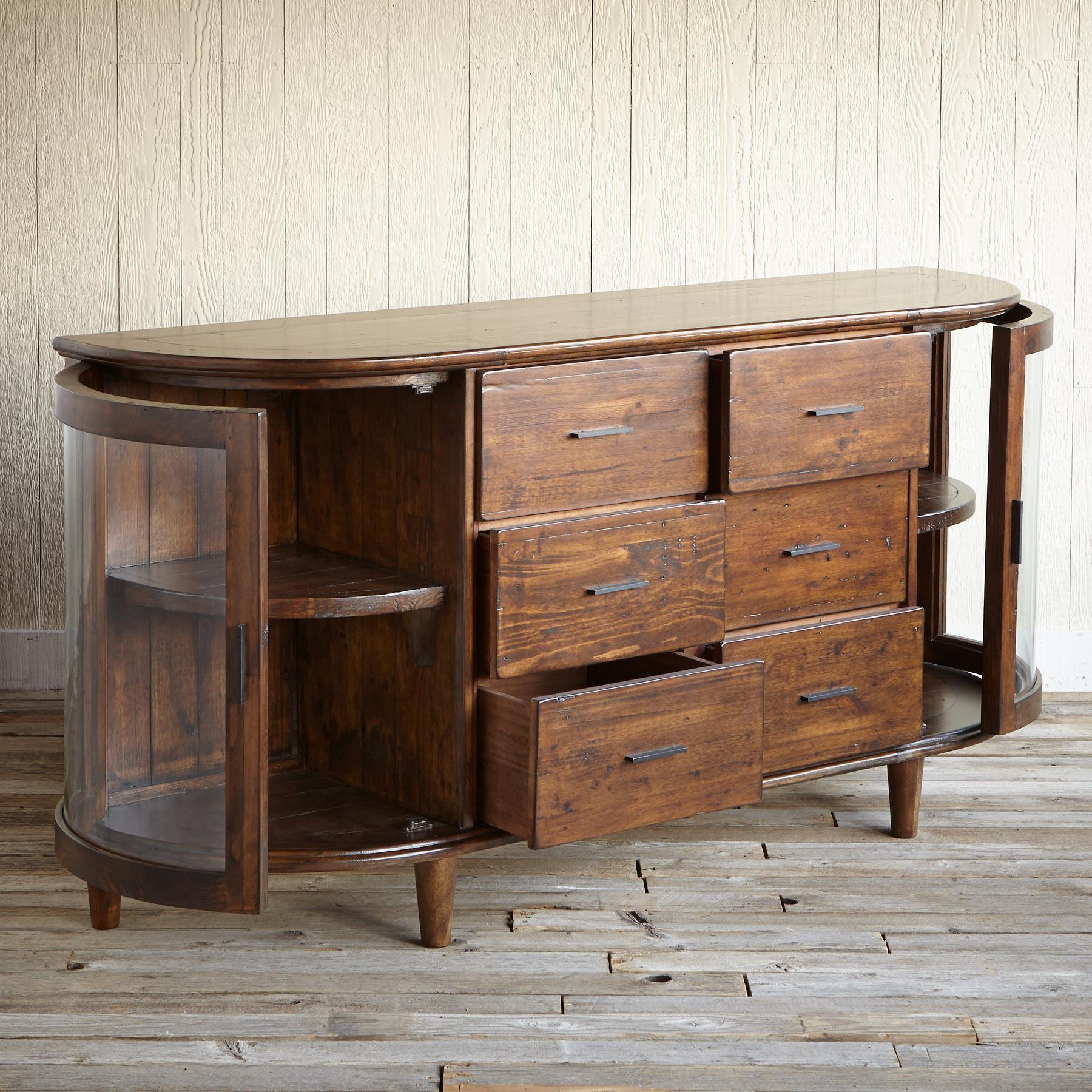 PIONEER PARLOR CONSOLE: View 2