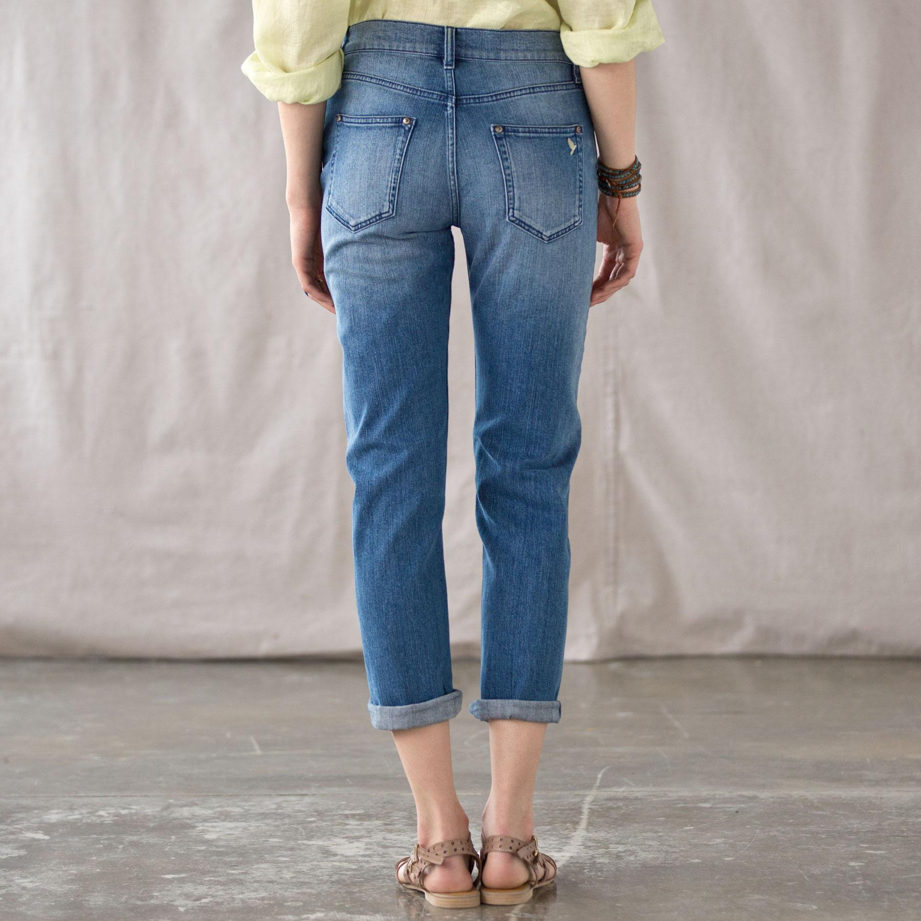 PHOEBE SLIM JEANS: View 2