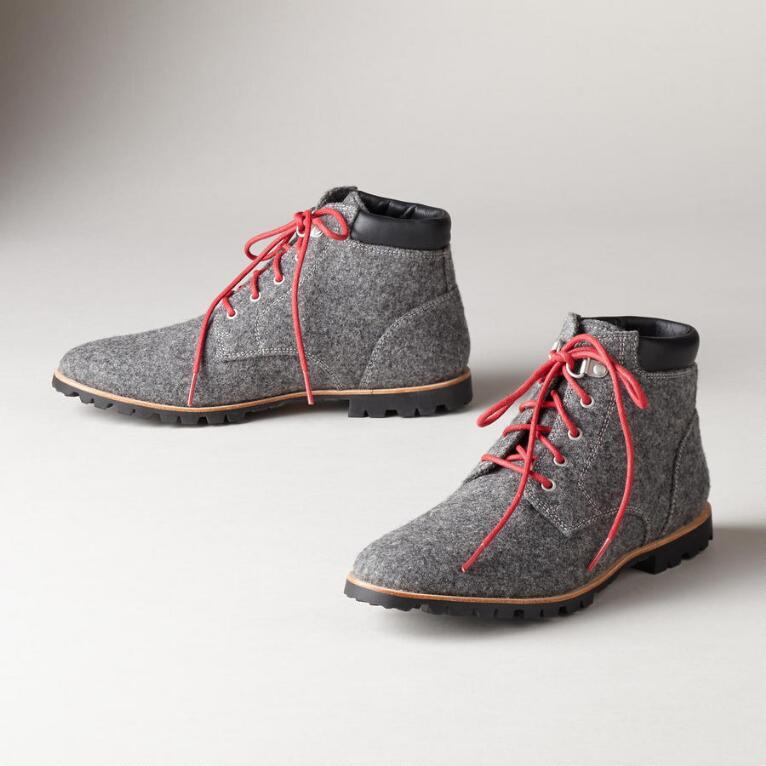 Beebe Wool Booties