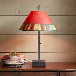 ARTIST'S CABIN TABLE LAMP