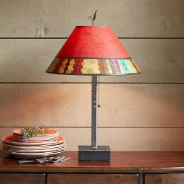 ARTIST'S CABIN TABLE LAMP
