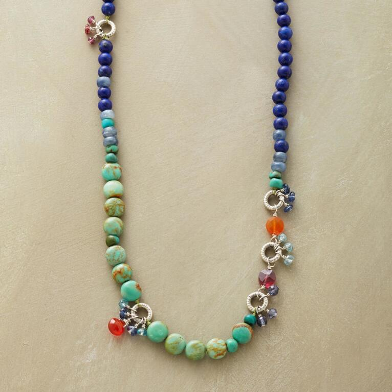 BLUES FESTIVAL NECKLACE